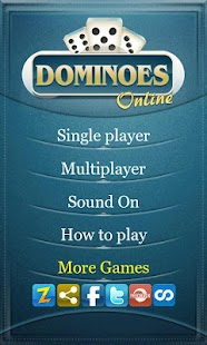 Dominoes Online- screenshot thumbnail