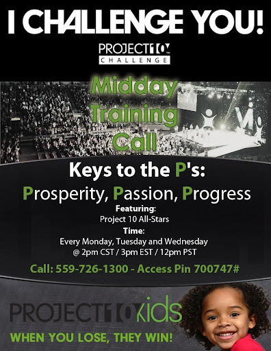 Keys To The P's Midday Podcast