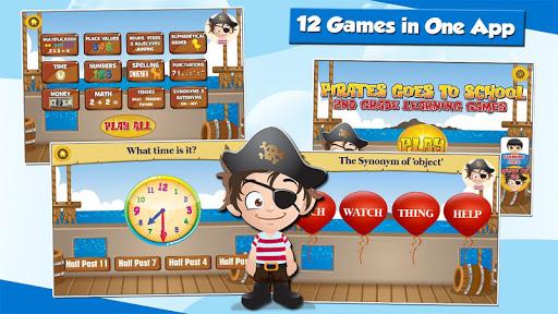 海賊キッズ2年生のゲーム