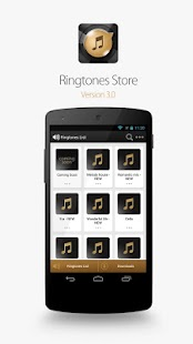 Ringtones Store - screenshot thumbnail