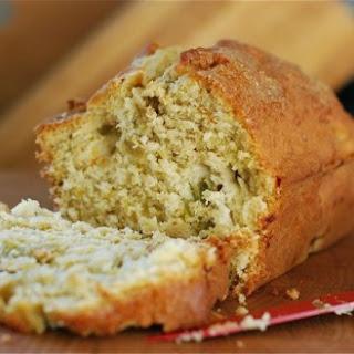 Orange-Rhubarb Snack Bread