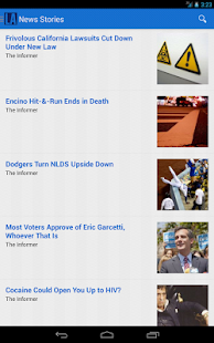 LA Weekly- screenshot thumbnail