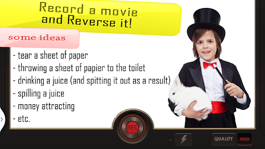 Reverse Movie FX - magic video v1.3.7 (Pro)