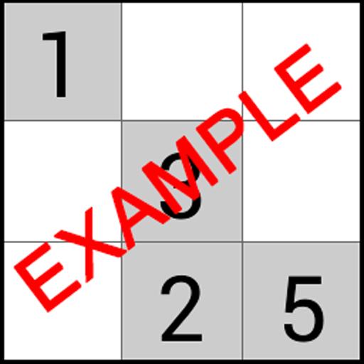 Sudoku App-Rev Example LOGO-APP點子