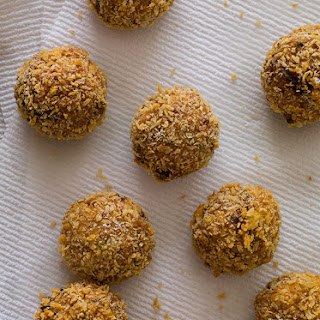 Fried Rice Balls Asian Recipes.