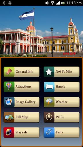Granada Offline Travel Guide