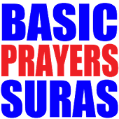 Basic Prayers Suras