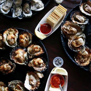 Oysters Gilhooley.