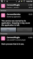 Screenshot of ConnectPlugin