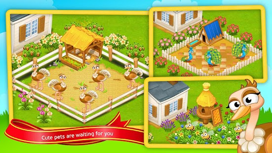 Game Farm Town 2™: Hay New Farm Day APK for Windows Phone