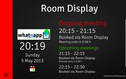 免費下載商業APP|Room Display 3: Book a Meeting app開箱文|APP開箱王