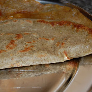 Saturday Kitchen Recipe - Buckwheat/ Mung Sprout Dosa