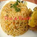 Riso e Risotti ricette free icon