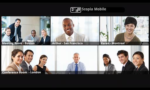 Avaya Scopia Mobile