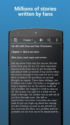 【免費書籍App】ReadUp FanFiction Reader Pro-APP點子