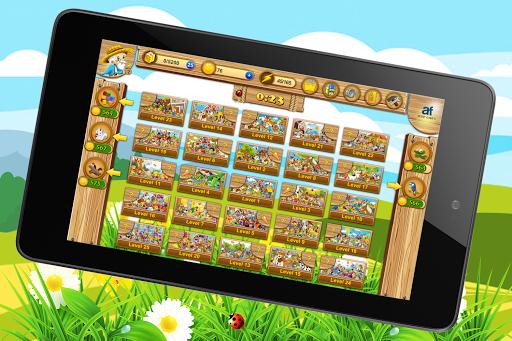Hidden Objects Happy Farm