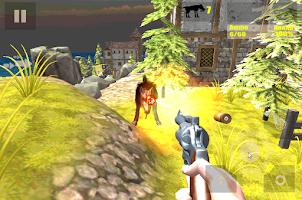 Screenshot of Brave Wolf Hunter