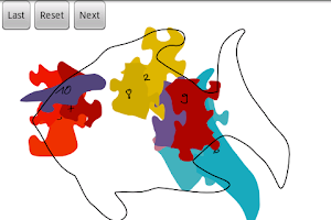 Screenshot of Kids Puzzle