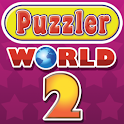 Puzzler World 2 logo