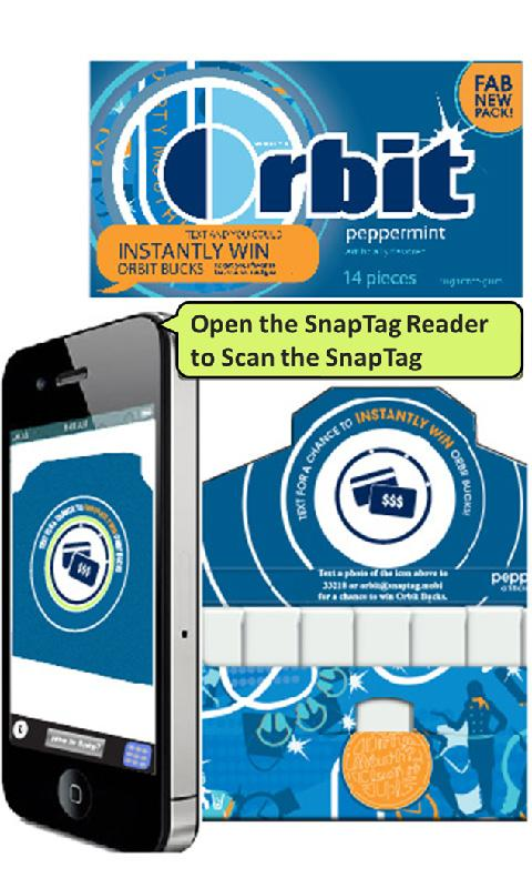 SnapTag Reader - screenshot