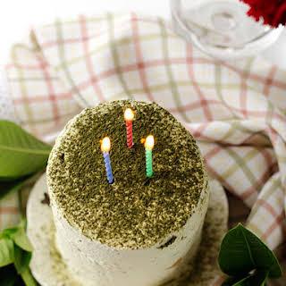 Matcha Cake.