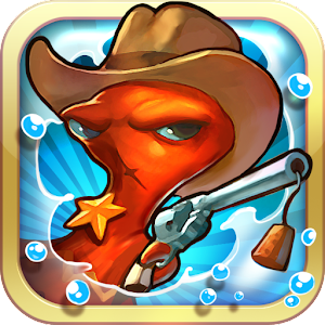 Squids Wild West HD 冒險 App LOGO-硬是要APP
