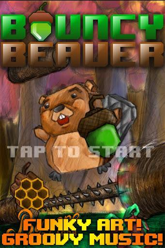 Bouncy Beaver 1.0.0 screenshots 1