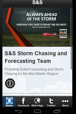 S S Storm Chasers