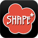 Shape+Shape pic for Instagram icon