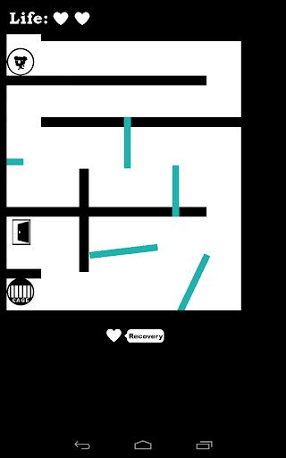 迷路-コアラ-イライラ棒-パズル : Koalaction