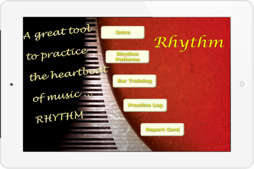 Rhythm for Piano