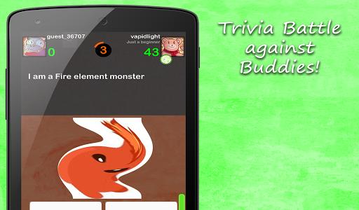 Guess Battle Monster