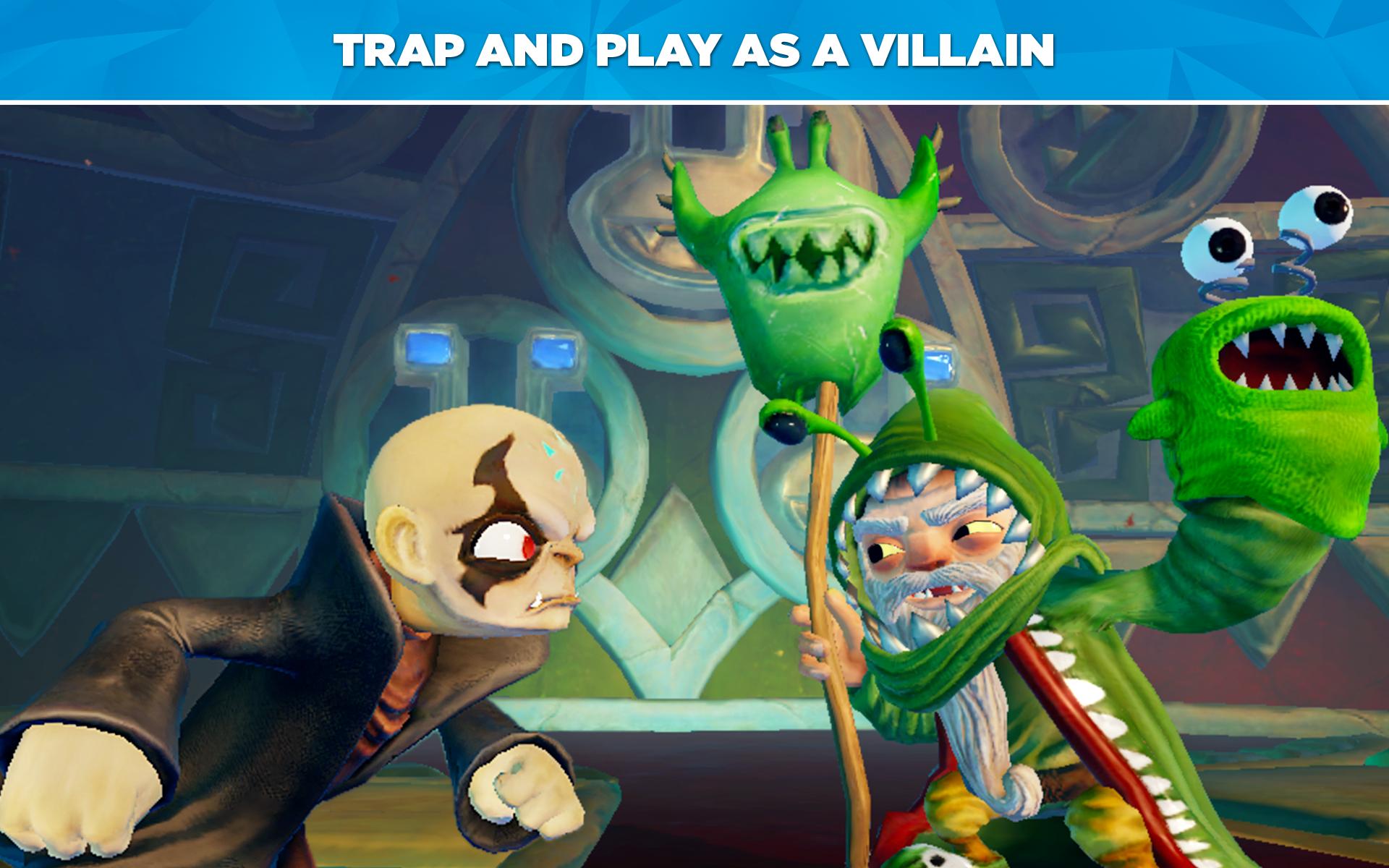 Skylanders Trap Team™ screenshot #5