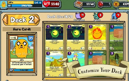 Card Wars - Adventure Time Screenshot 22