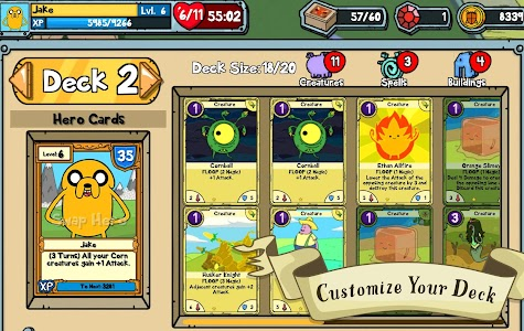 Card Wars - Adventure Time v1.0.7