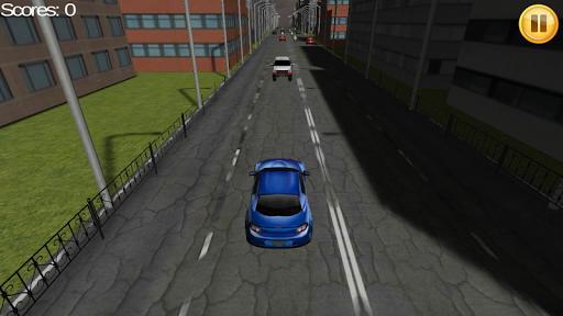 Street Traffic Racing 3D