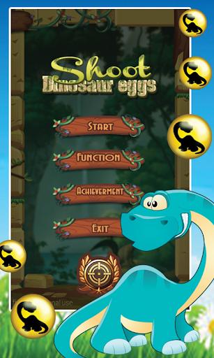 Egg Shoot : Dinosaur