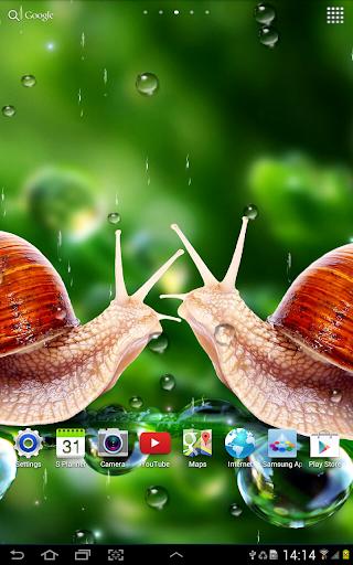 Rain Live Wallpaper 1.0.9 screenshots 12