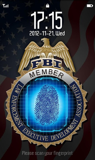 FBI指紋