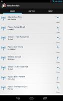 Screenshot of MCA Malta Free WiFi