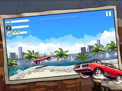 Stunt Car Challenge 2 Screenshot