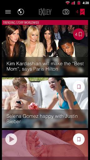 EXLEY. News reinvented.
