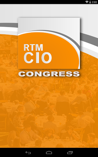 RTM CIO Congress