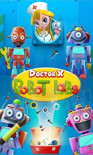 Doctor X: Robot Labs - screenshot thumbnail