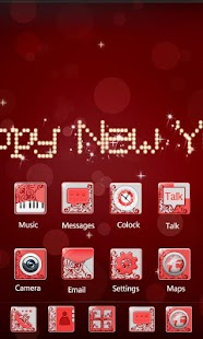 Happy New Year Theme - screenshot thumbnail