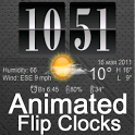 Live Wallpaper Flip Clock icon