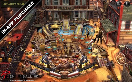Zen Pinball HD Screenshot 3