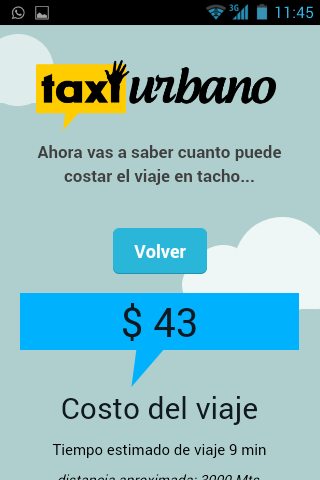 taxiurbano  screenshots 4