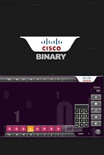Cisco Binary Game - tablet - screenshot thumbnail