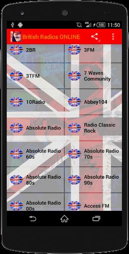 British UK Music RADIO